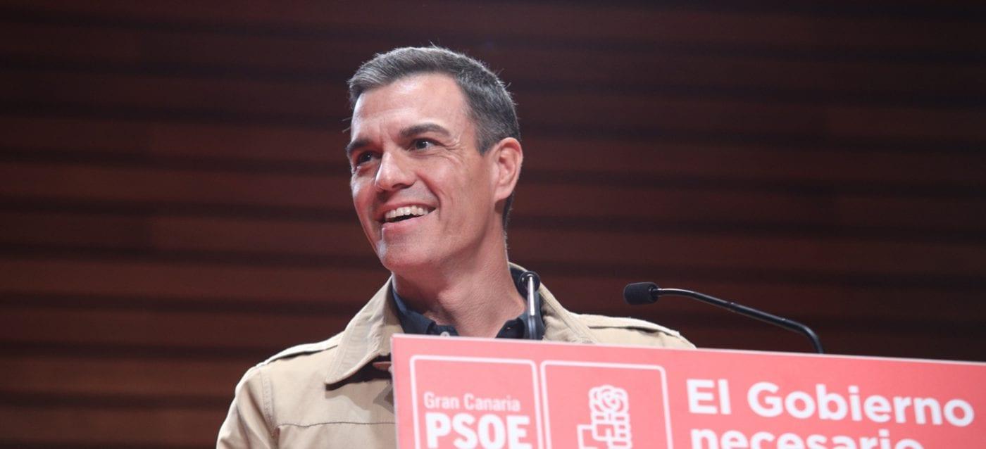 Pedro Sánchez. Pymes y autónomos.