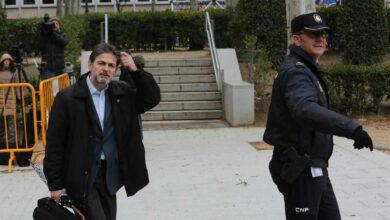 """El fiscal recurre el tercer grado de Oriol Pujol porque ha recibido """"trato privilegiado"""""""