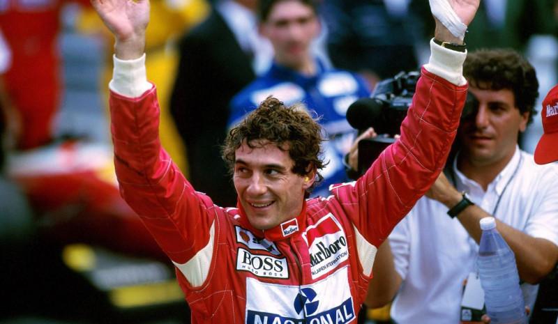 """""""Senna, historias desconocidas 25 años más tarde"""""""