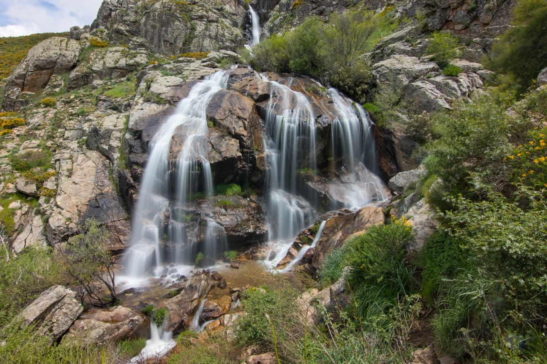 Ubicada en el extremo norte de Madrid, la Chorrera de los Litueros es uno de nuestros tesoros naturales.
