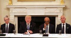 La batalla del lobby: lo que gastan Google, Amazon y Apple para influir en la Casa Blanca