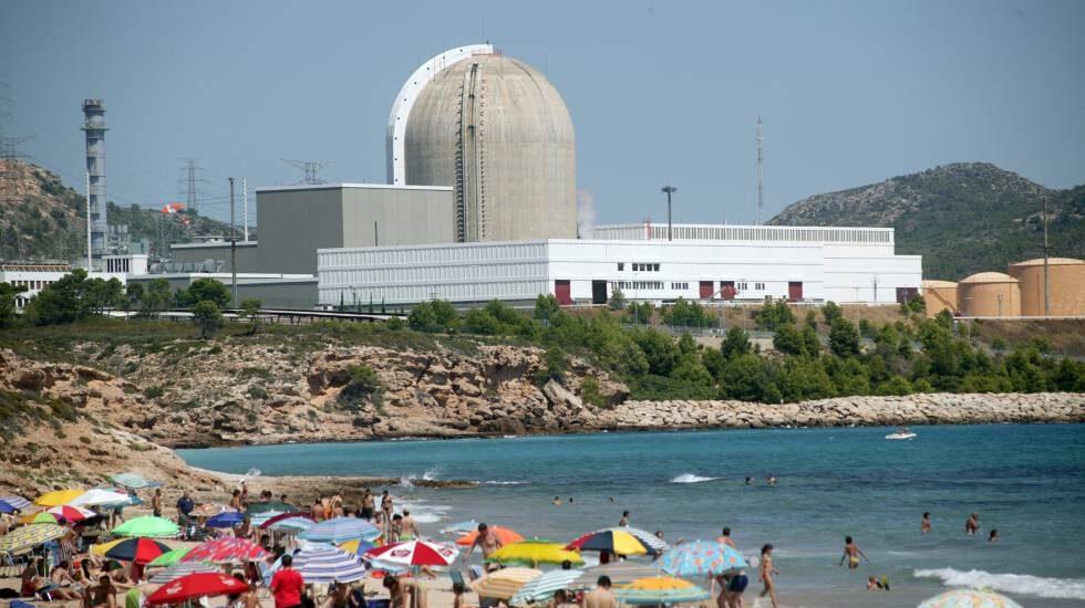 Central nuclear de Vandellòs, en Tarragona.