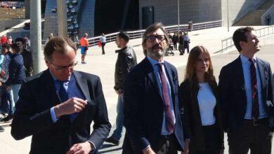 Casado y Alonso, los dos caminos del PP en Euskadi