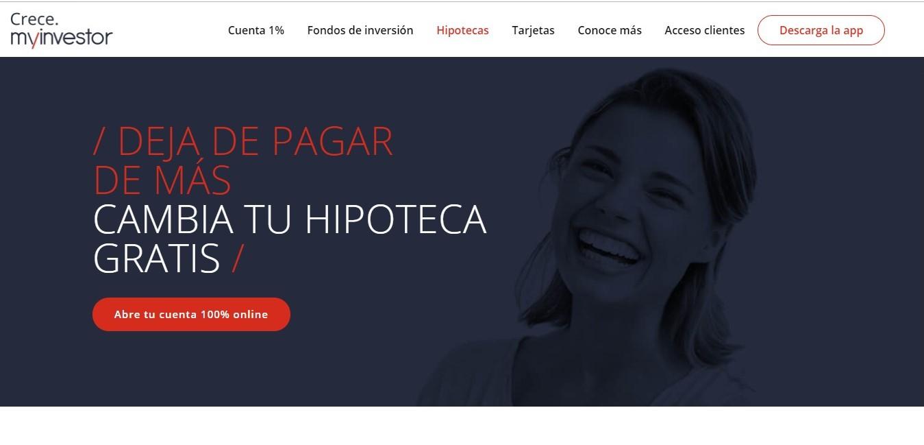 Publicidad de MyInvestor, banco online de Andbank