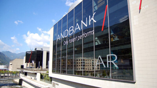 Sede de Andbank en Andorra.