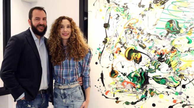 Borja María Thyssen y Blanca Cuesta.
