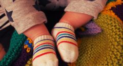 Una mujer da a luz un bebé sano tras pasar 24 días en la UCI por Covid