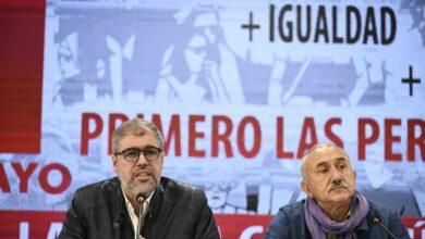 Los sindicatos reclaman que se abra la puerta a la nacionalización de empresas tras el coronavirus