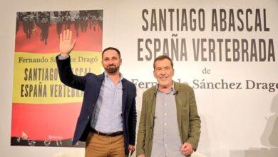 """Sánchez Dragó: """"En Andalucía clavé los 12 diputados y vaticino 60 para las generales"""""""