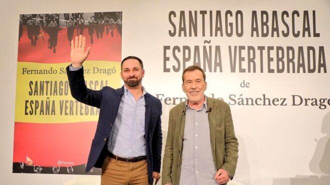 Santiago Abascal y Fernando Sánchez Dragó.