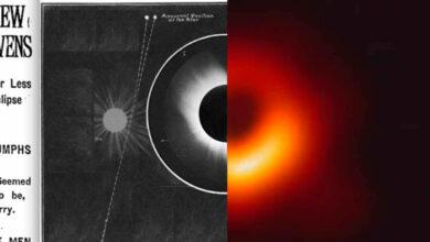Del eclipse al agujero negro: 100 años confirmando a Einstein