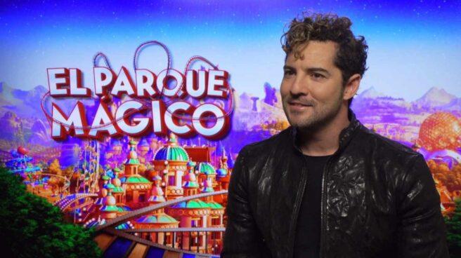 'El parque mágico'.