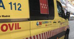 Emergencias 112 Comunidad de Madrid.
