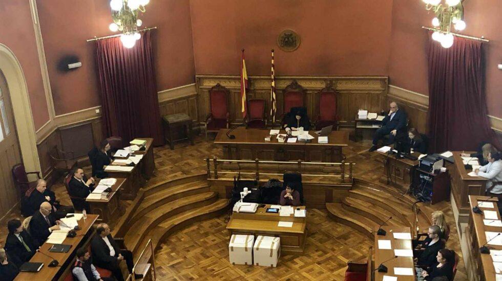 Audiencia Provincial de Barcelona.