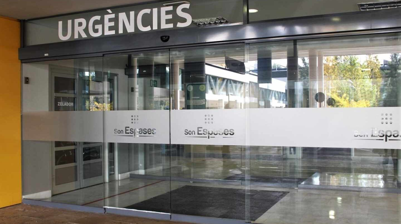Hospital Universitario de Son Espases.