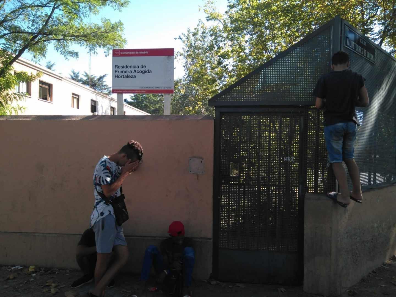 Residencia de Primera Acogida de Hortaleza.