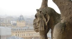 Las gárgolas de Notre-Dame, de Juana de Arco a Victor Hugo