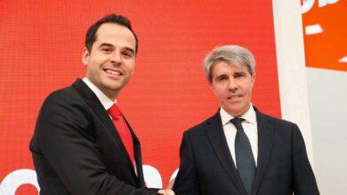 Golpe bajo de Garrido al PP: anuncia que se va a Cs cuatro días antes de las elecciones