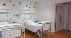 Habitación de un hospital infantil.