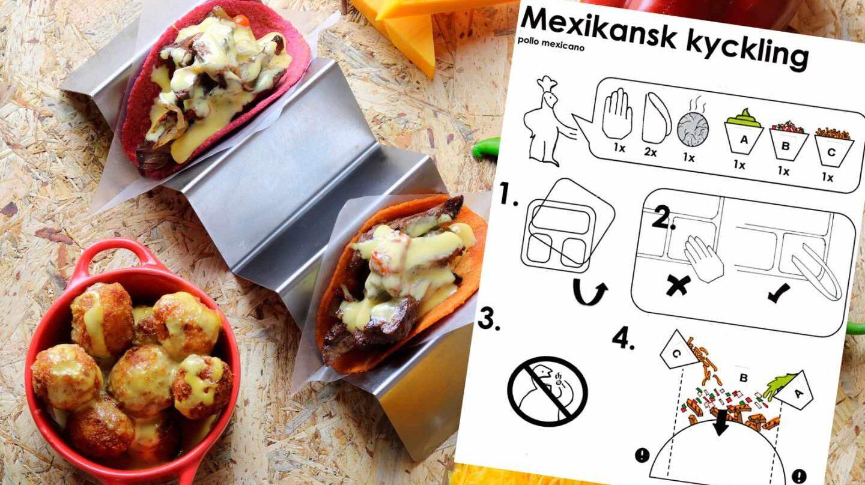 Embalados, el 'Ikea' de la comida rápida que llegó de Venezuela.