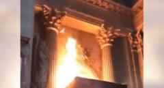 La segunda iglesia más grande de París ardió un mes antes de la catástrofe de Notre-Dame