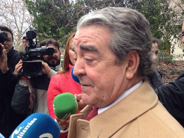José María Corbín, cuñado de Rita Barberá.