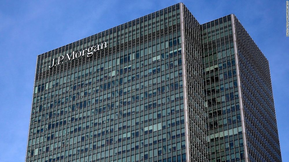 Sede de JP Morgan en Londres.