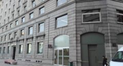 Sede de Liberbank en Oviedo.
