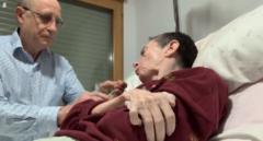 Absuelto Ángel Hernández, el marido que ayudó a su mujer a morir