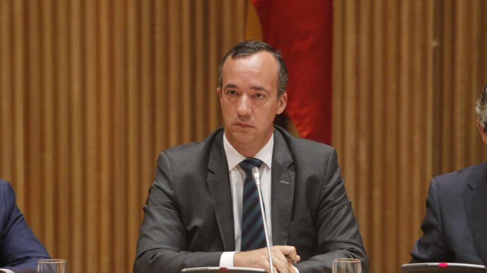 Francisco Martínez, ex secretario de Estado de Interior.
