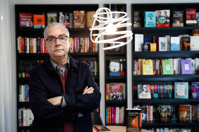 El escritor Juan José Millás.
