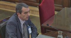 El comisario de los Mossos Joan Carles Molinero.