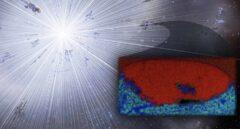 Una mota de polvo de millones de años da pistas sobre el inicio del sistema solar