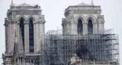 Los bomberos logran extinguir el fuego y Francia investiga ya las causas del incendio