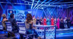 Una de las galas de 'Original y copla', uno de los programas más costosos de la parrilla de Canal Sur.