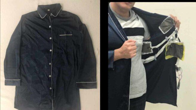 Prototipo de Phyjama, el primer pijama inteligente