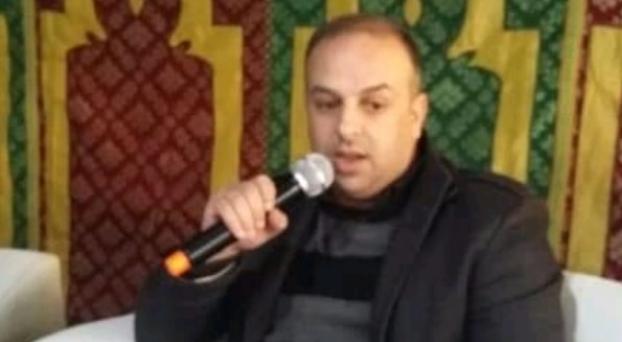 Poeta marroquí.