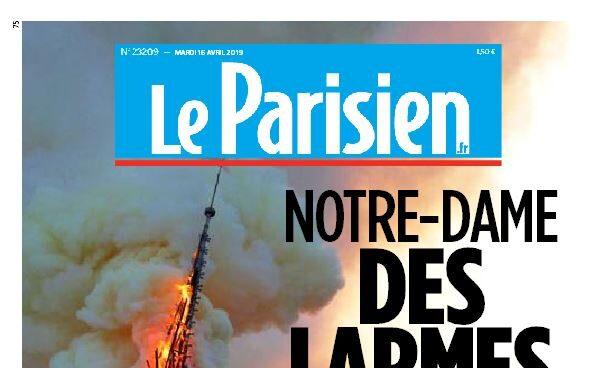 """Le Parisien: """"Nuestra Señora de las Lágrimas"""""""