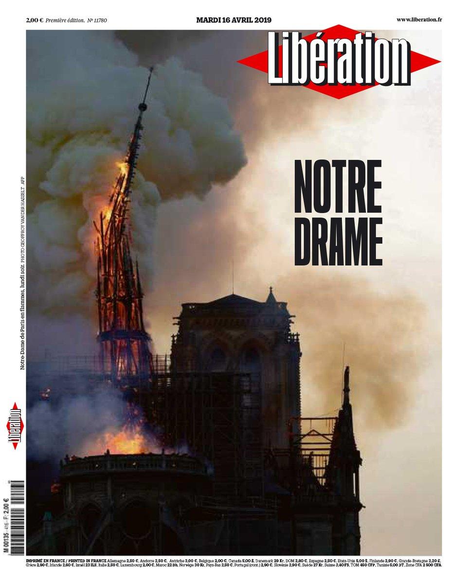 """Libération: """"Nuestro Drama"""""""