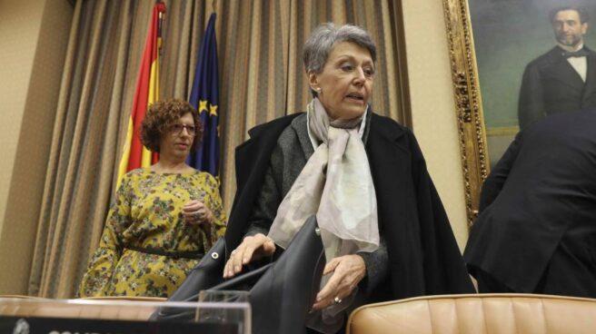 La administradora única de la Corporación pública, Rosa María Mateo.