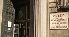 Academia de Bellas Artes de San Fernando.