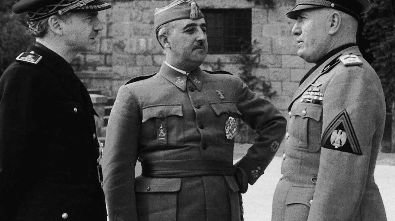 Conexión Mussolini: el cerco internacional a la República española.