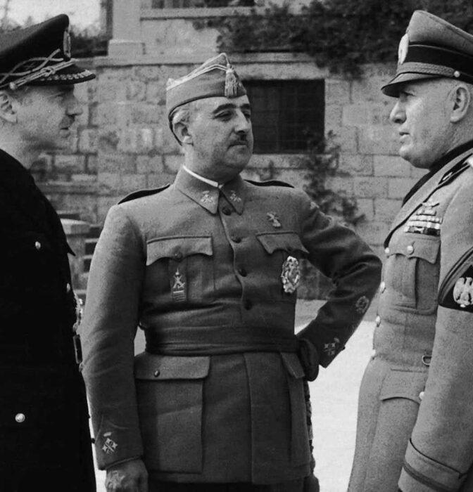 Serrano Suñer: 'cuñadísimo', amigo de los nazis y amante de la musa de Balenciaga