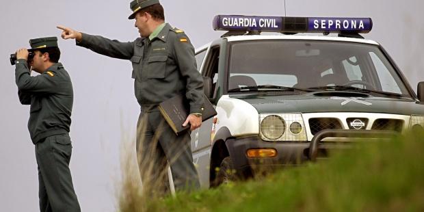 ervicio de Protección de la Naturaleza (SEPRONA) de la Guardia Civil