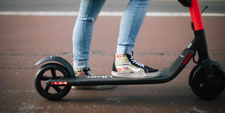 El nuevo servicio de patinetes eléctricos de Uber.