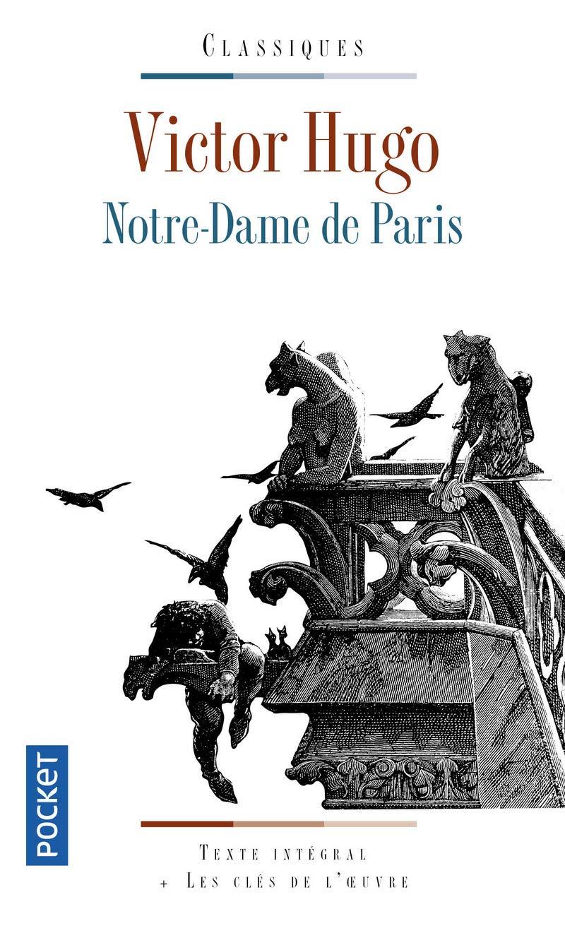 El incendio de Notre-Dame dispara las ventas de la novela de Victor Hugo