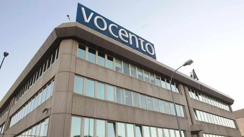 Sede de Vocento en Madrid.