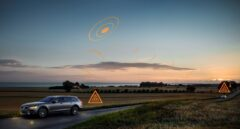 Los vehículos de Volvo se comunicarán entre sí peligros en las carreteras.