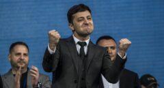 Zelenski se impone en las presidenciales de Ucrania