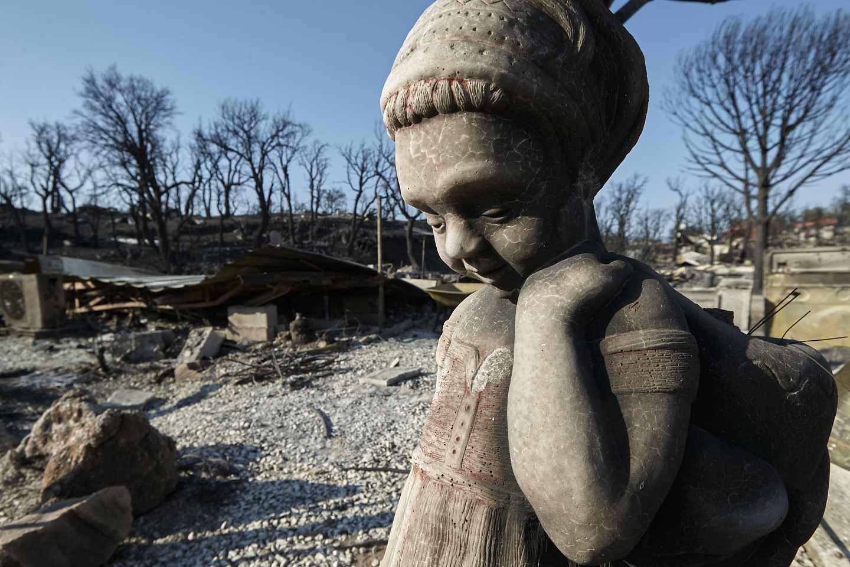 Los 10 incendios más devastadores de España que se pueden repetir